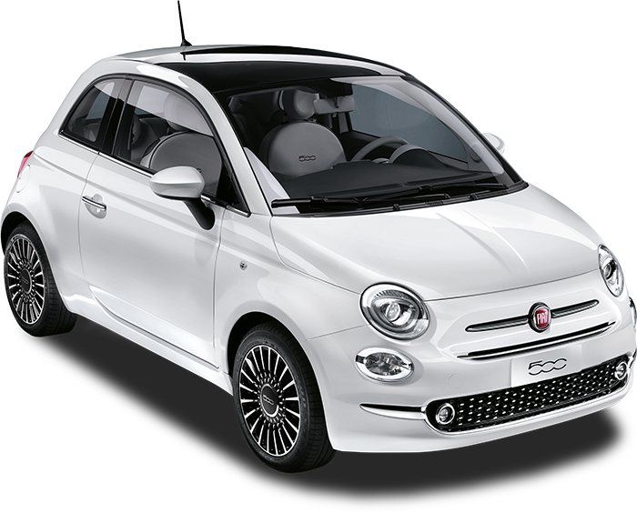 Funchal car Hire - Book here - FIAT 500s