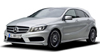 Car Rental in Madeira -  Reservar MERCEDES A CLASS 1.5CDI AUTOMATIC com Funchal Car Hire
